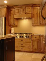 Knotty Alder Wood Cabinets Outstanding Knotty Alder Cabinets With Wood And Design Options