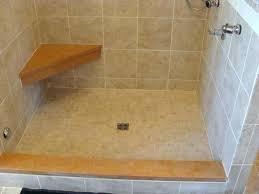 corner shower chair bathroom seat plastic where can i get a small stool for elderly classic teak corner spa shower stool