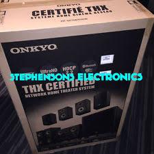 onkyo ht s7800. 100%newsealed onkyo ht-s9700thx hts9700thx thx-cert 7.1 system w/dolby atmos ht s7800 o