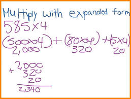 Form Writing A Number In Expanded Form Video Khan Academy Math ...