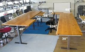 make your own office desk. desk you dream it we build custom sit stand ergonomic desks how to make your own office e