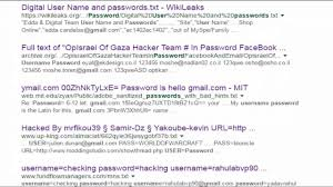 Hacking Username And Password With Google Dorking Youtube