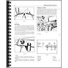 minneapolis moline 445 tractor operators manual