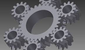 starting with autodesk s inventor gear2
