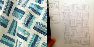 The making of the baby quilt! - Reality Daydream & Inspiration for baby quilt {Sawdust and Embryos} Adamdwight.com