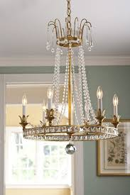 can you add crystals to a chandelier designs