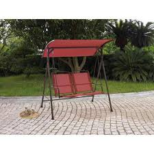 red sling patio chair details about bistro set 3 piece 2 chairs 1 table bar high