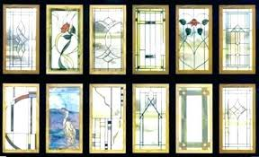 french door glass insert leaded cabinet doors in kitchen inserts ideas the beveled fascinating replacement home