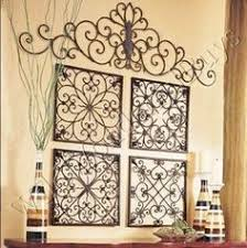 easy diy iron wall art from toilet paper tubes  on discover tuscan metal wall art decorating ideas with tuscan candelabra i think this would make a beautiful headboard vs
