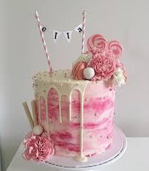 Girl Birthday Cake Ideas Homemade Best Cupcake Cakes Pull Apart 564