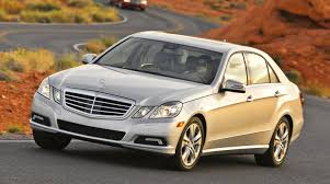 2012 Mercedes-Benz E550 Sedan Gets Standard 4Matic AWD--Only