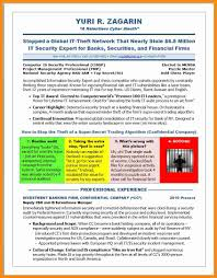 8 It Security Resume Laredo Roses Examples For Executive Graduate