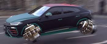 The bugatti eb110 was a record setting road car in its day and it. Lamborghini Urus Vs Bugatti Chiron Dogfight The Future Of Car Chases Autoevolution