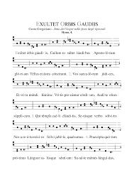 exultet sheet music exultet orbis gaudiis gregorian chant imslp petrucci music