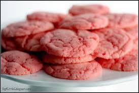 Pillsbury Moist Supreme Strawberry Cake Mix Cookies Preheat Oven