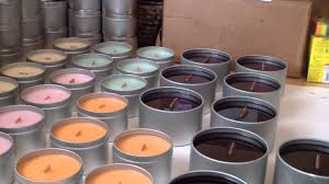 wooden wick soy candles you