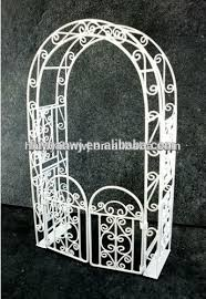 Small Picture Decorative Iron Plant Garden Arch Designwrought Iron Pergola