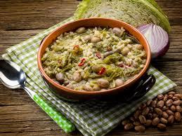 Risultati immagini per immagine zuppa estiva con i legumi
