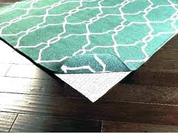 felt and rubber rug pad for hardwood floors pads under rugs on are good furniture row