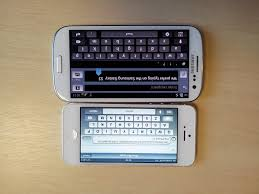 Apple iPhone 5 vs Samsung Galaxy S3 head to head review