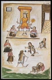 Resultado de imagen para acuarela de martinez de compañon, sobre atahualpa