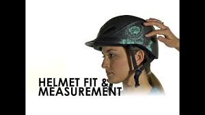 Riding Helmet Sizing Fit Guide For Equestrians