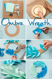 Use colorful cardstock paper, cardboard, and Elmer's new CraftBond Less  Mess Hot Glue Sticks & Hot Glue Gun to make DIY home decor in minutes!