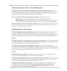Two Page Cover Letters Resume And Cover Letter Template Mmventures Co