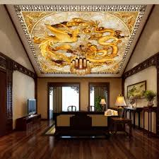 office hd wallpapers. Photo Wallpaper Custom Chinese Dragon Phoenix HD Mural Living Room Hotel  Office Hall Ceiling Hd Wallpapers