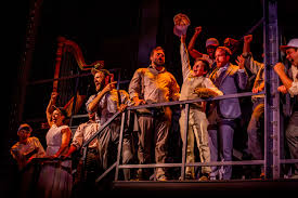 Ardens Ragtime In The Round Great Cast Soaring Broadway
