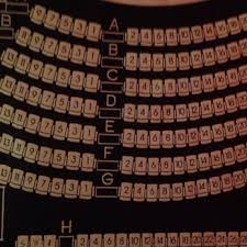 Theatre 80 Nyc Seating Chart Seating Chart Yelp