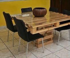 wooden pallet furniture design. Making Dining Table With Wood Pallet | Pallets Furniture Designs Wooden Design