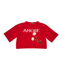 valentine s day gift for her benetton top