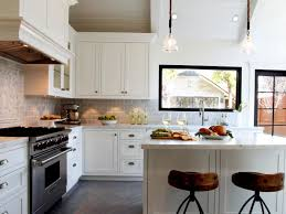 Farm House Kitchen Modern Farmhouse Kitchen Christopher Grubb Hgtv