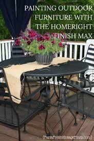 Redoing Outdoor Furniture