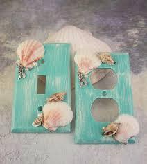 diy beach themed home decor sea theme bathroom ideas ocean b on beach lamp ideas nautical