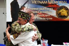 Image result for Vietnam veterans.