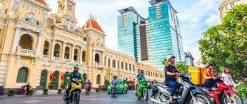 Travel to Ho Chi Minh City