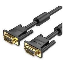 <b>Кабель Vention VGA</b> 15M/15M с 2 ферритовыми фильтрами - 3м ...