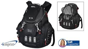 Oakley Kitchen Sink Backpack Promotional Products By 4imprint