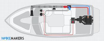 inboard boat heater install diagram
