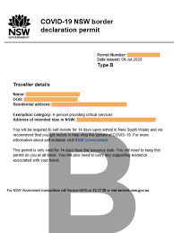 However, nsw health currently recommends practicing covid safe behaviours such as physical distancing and hand hygiene when travelling within nsw, especially between greater sydney for more advice read nsw health guidance for holidaymakers. Truck Drivers Struggle To Navigate Covid 19 Red Tape Between States Abc News