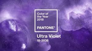 Purple Is The Color Of The Year For 2018 The Two Way Npr