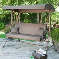 canopy swing outdoor bed replacement