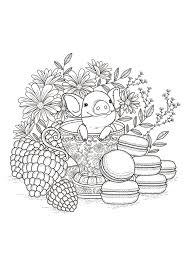 Check out our coloring pages selection for the very best in unique or custom, handmade detailed information can be found in etsy's cookies & similar technologies policy and our privacy policy. 25 Marvelous Picture Of Pig Coloring Page Davemelillo Com Detailed Coloring Pages Witch Coloring Pages Coloring Pages For Teenagers