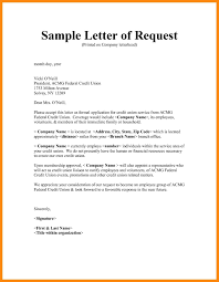 Examples Of Executive Resumes Sample Request Letter For School