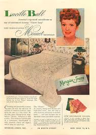 Bedspread Used On I Love Lucy Bedroom Set