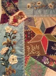85 best Bolsa images on Pinterest | Crazy patchwork, Crazy quilt ... & Antique Crazy Quilt: Adamdwight.com