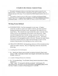 how to write a literary analysis essay outline checklist middle   examples of literary analysis essay a paragraph textual middle school critical example 1 literary analysis