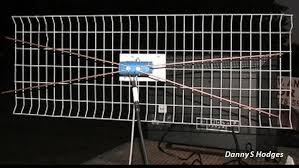 simple diy make a tv antenna that will work for outside as well as inside tv antenna brilliant diy